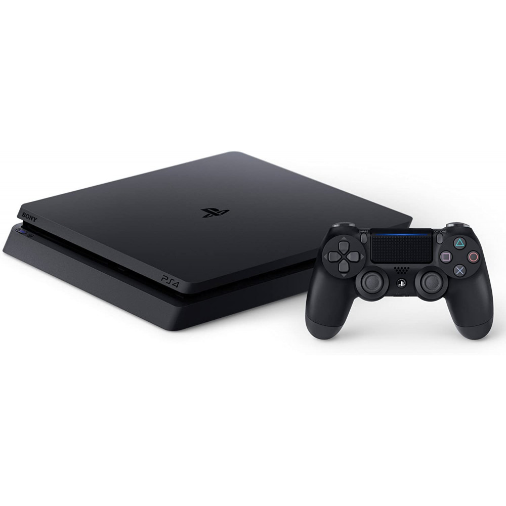 CONSOLE PS4 SLIM 500 GO (WITHOUT BOX) FR OCCASION