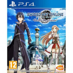 SWORD ART ONLINE HOLLOW REALIZATION PS4 UK NEW
