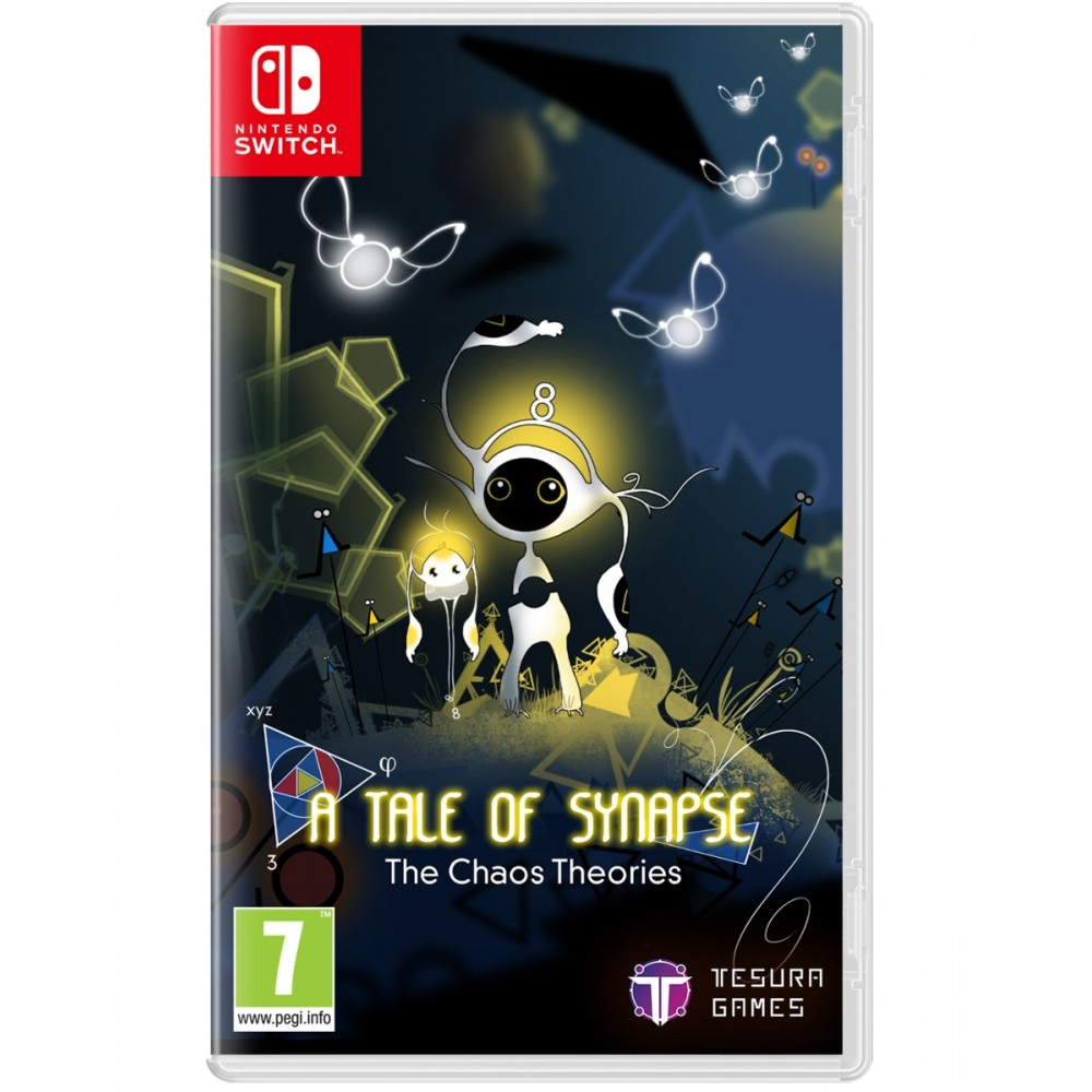 A Tale of Synapse The Chaos Theories SWITCH - EURO Précommande