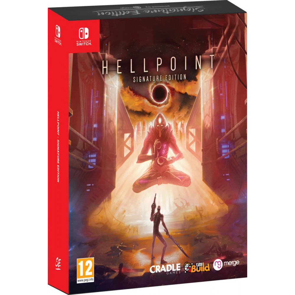 HELLPOINT SIGNATURE EDITION SWITCH EURO NEW