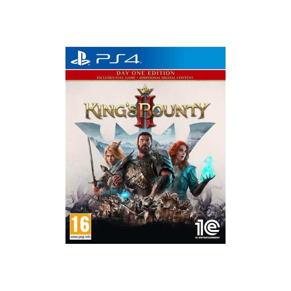King's Bounty II Day One Edition PS4 EURO - Précommande