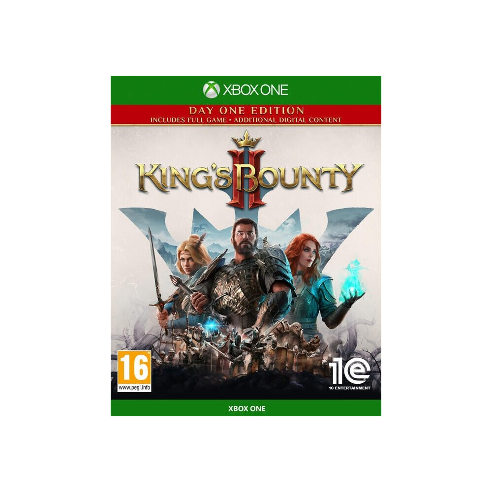 King's Bounty II Day One Edition XBOX ONE EURO - Preorder