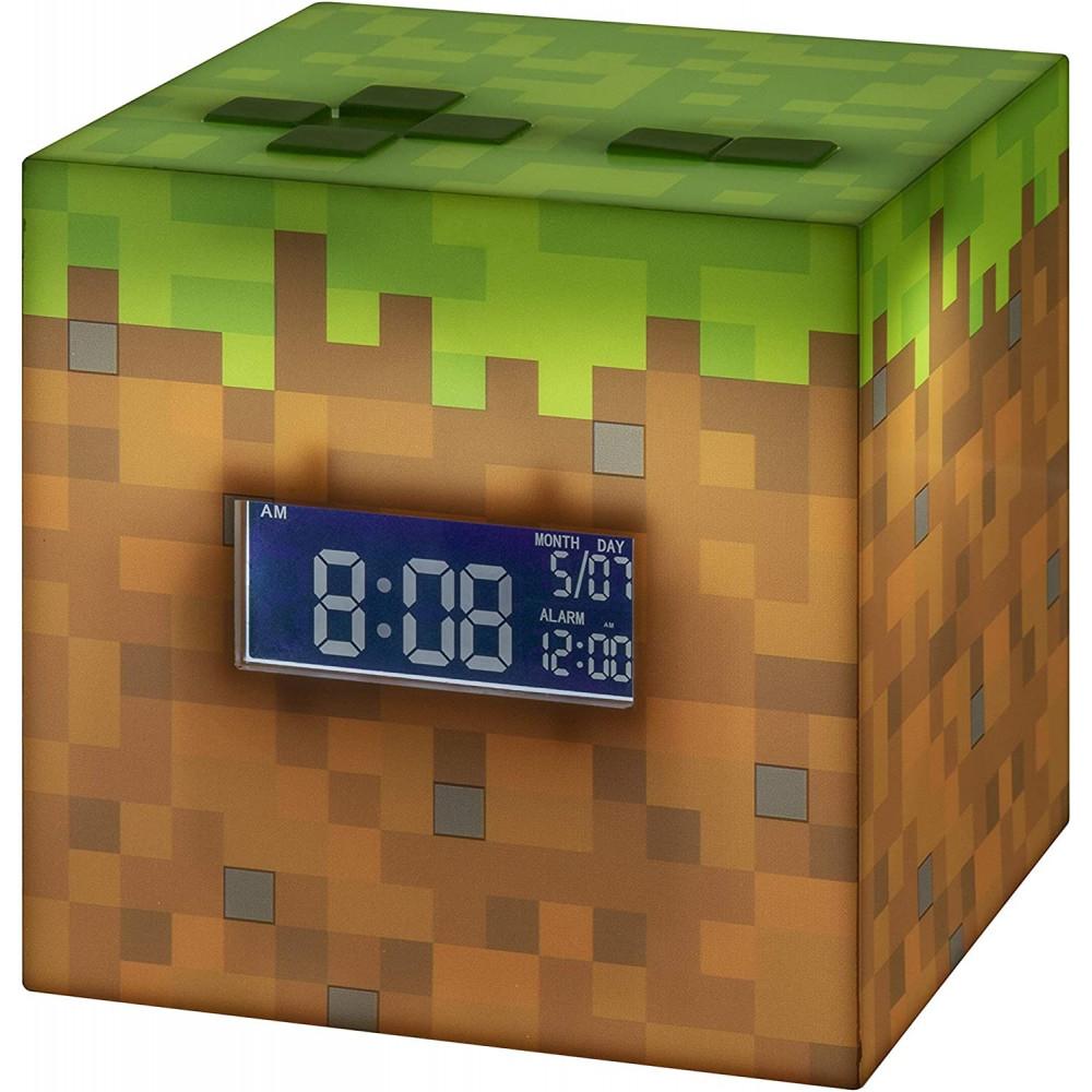 MINECRAFT ALARM CLOCK PALADONE