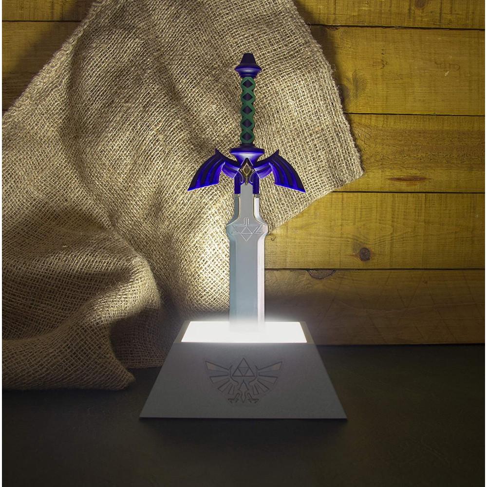 THE LEGEND OF ZELDA MASTER SWORD LAMP NINTENDO PALADONE