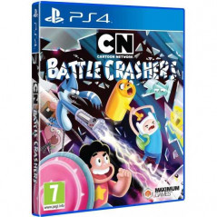 CARTOON NETWORK BATTLE CRASHERS PS4 UK NEW