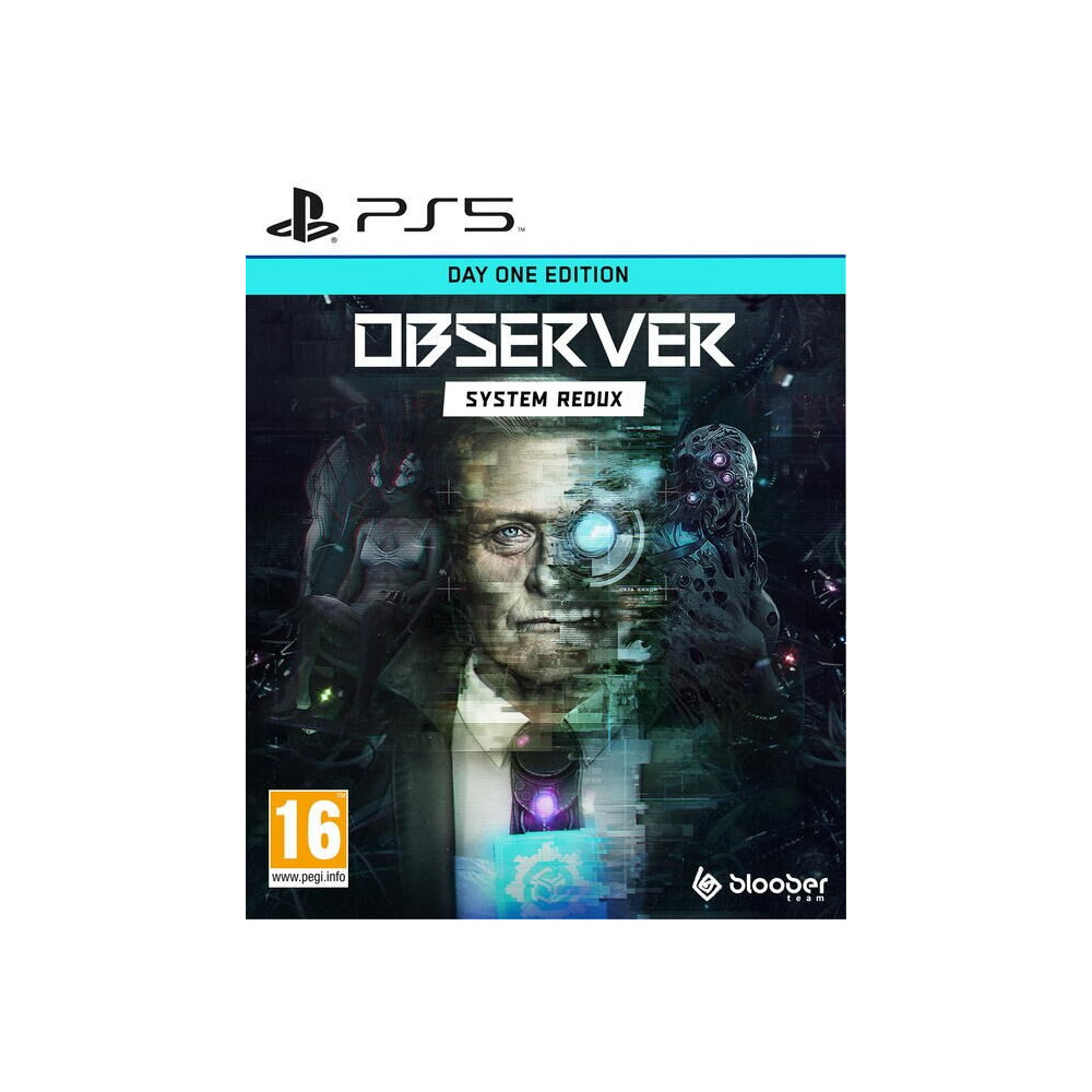 Observer: System Redux Day One Edition PS5 - EURO Preorder