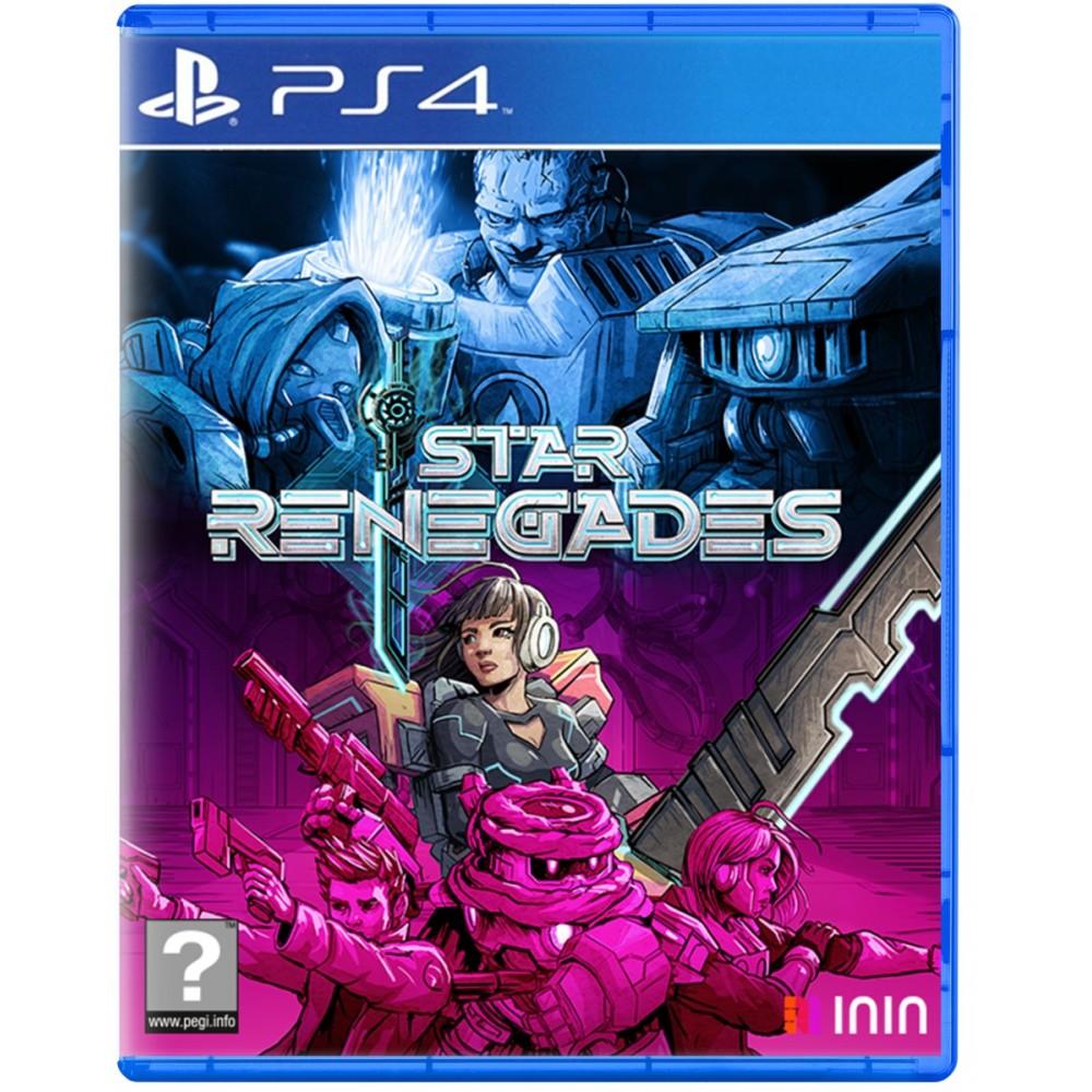 Star Renegades PS4 EURO - Preorder