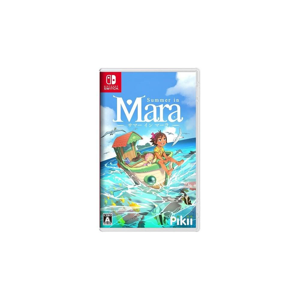 Summer in Mara (English) SWITCH - JPN Preorder