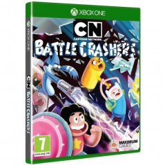 CARTOON NETWORK BATTLE CRASHERS XONE UK NEW