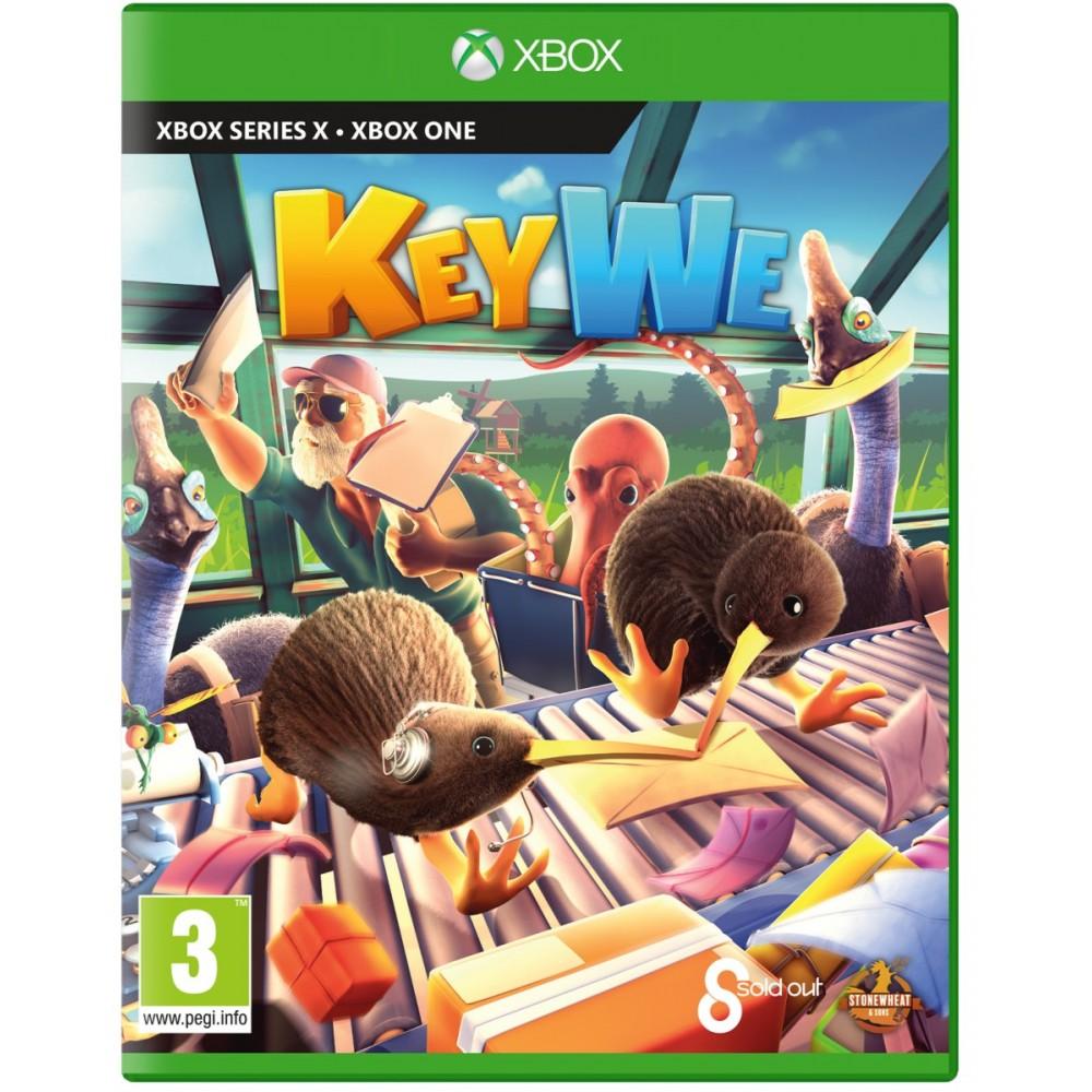 KeyWe XBOX SERIES X / XBOX ONE EURO - Précommande