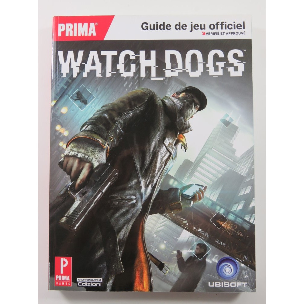 GUIDE WATCH DOGS FR OCCASION