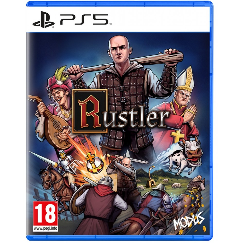 Rustler PS5 EURO - Précommande