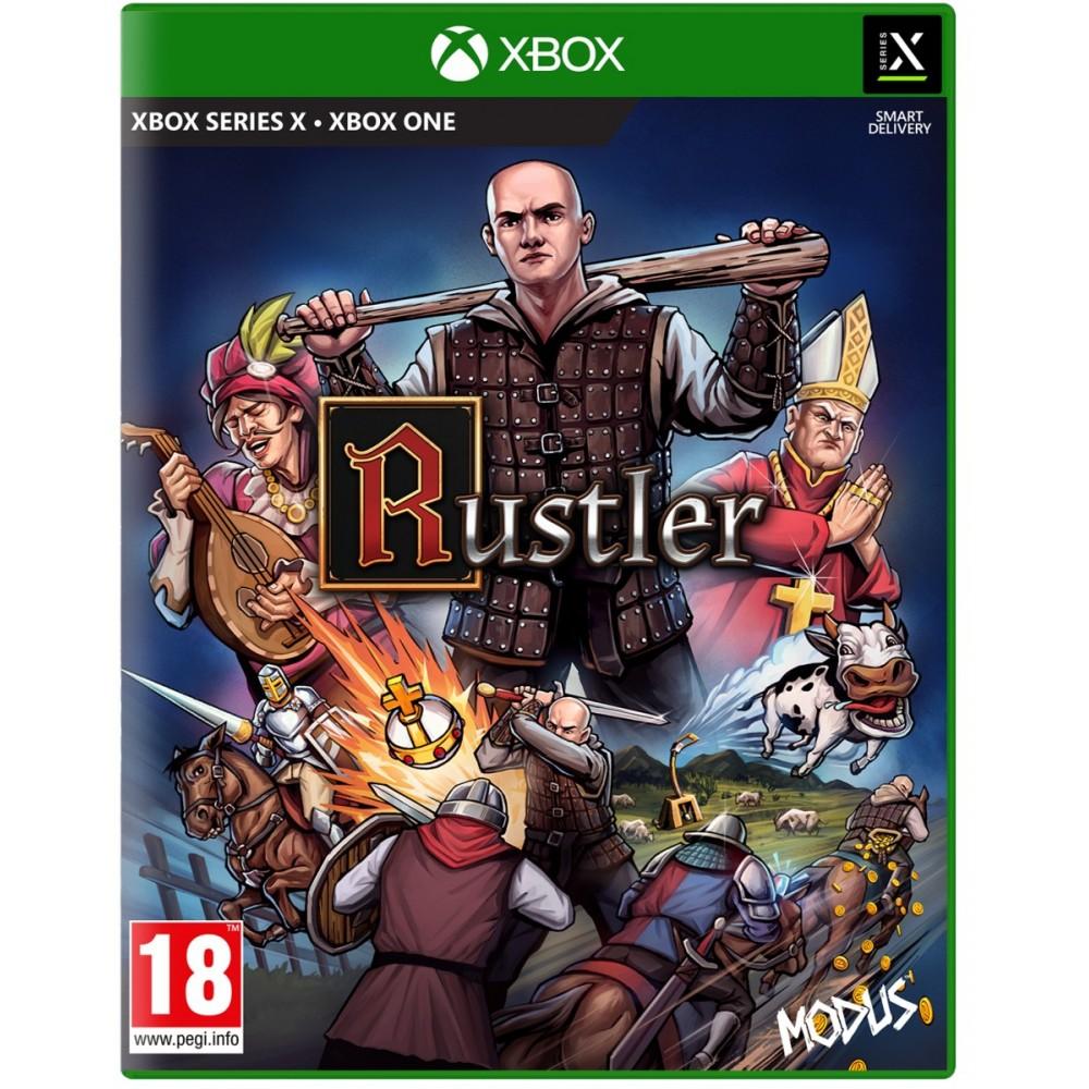 Rustler XBOX SERIE X / XBOX ONE EURO - Preorder