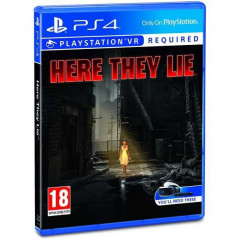 HERE THEY LIE PS4 EURO NEW