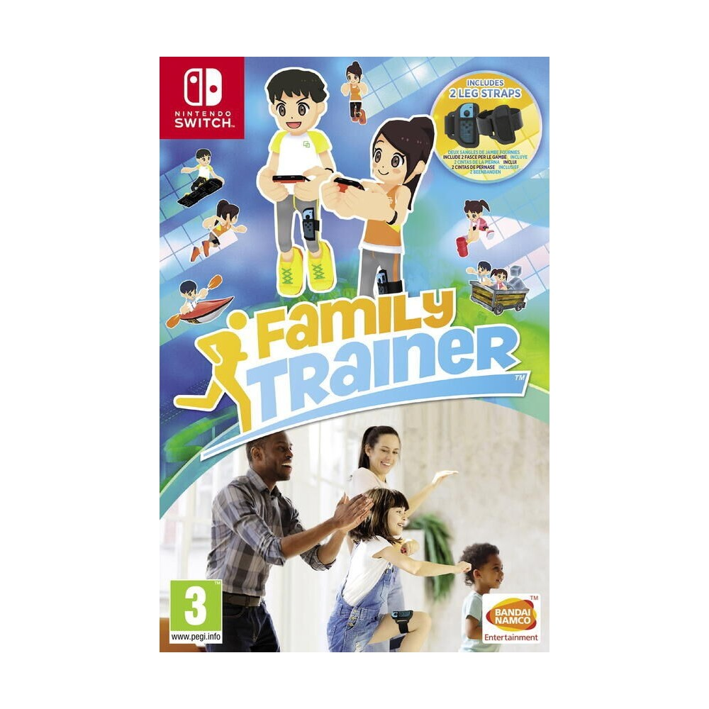 Family Trainer SWITCH EURO - Précommande