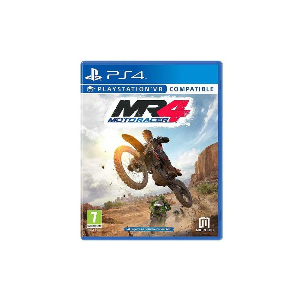 MOTO RACER 4 VR PS4 EURO NEW