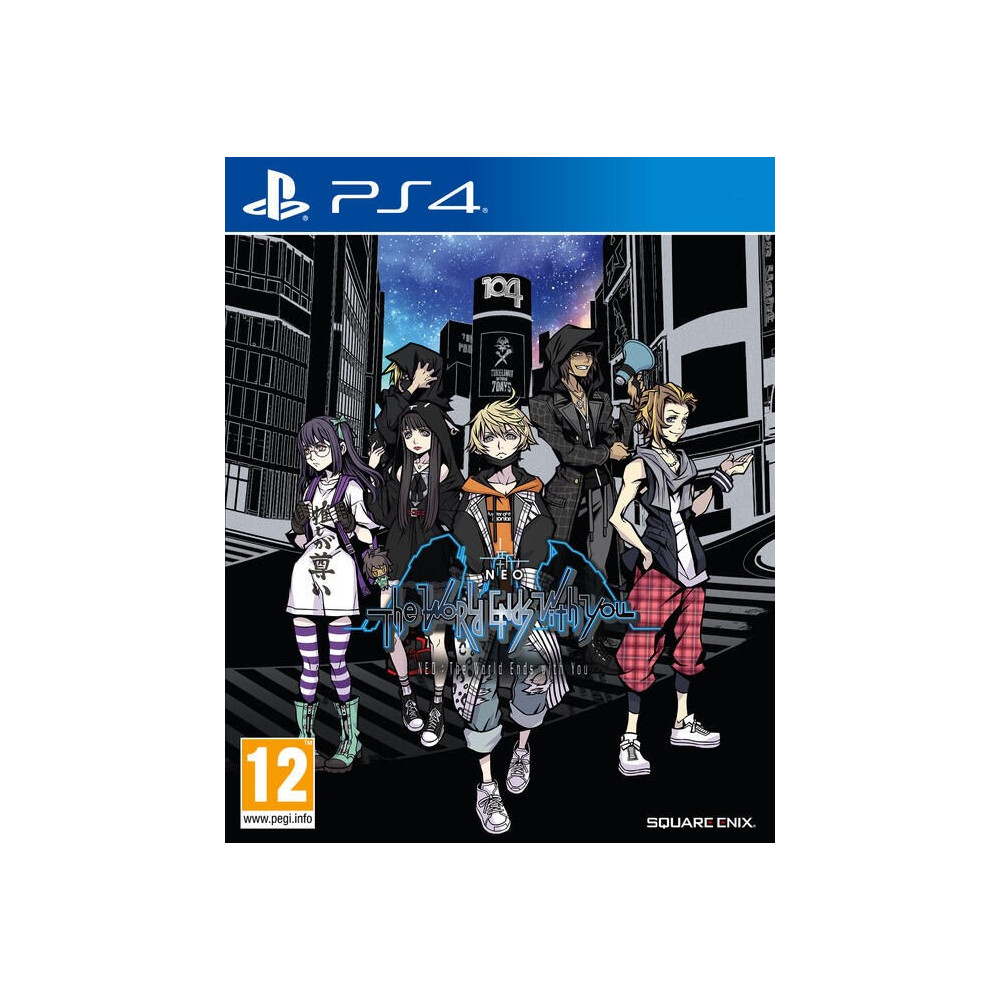 NEO THE WORLD ENDS WITH YOU PS4 FR NEW