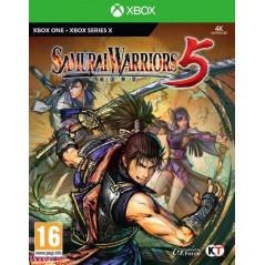 SAMURAI WARRIORS 5 XBOX ONE-SERIES X UK NEW