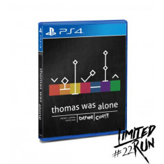 THOMAS WAS ALONE PS4 ALL NEW