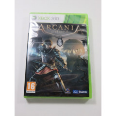 GOTHIC 4 ARCANIA XBOX-360 (X360) PAL-FR (COMPLET - GOOD CONDITION)(JEU NEUF A L INTERIEUR)