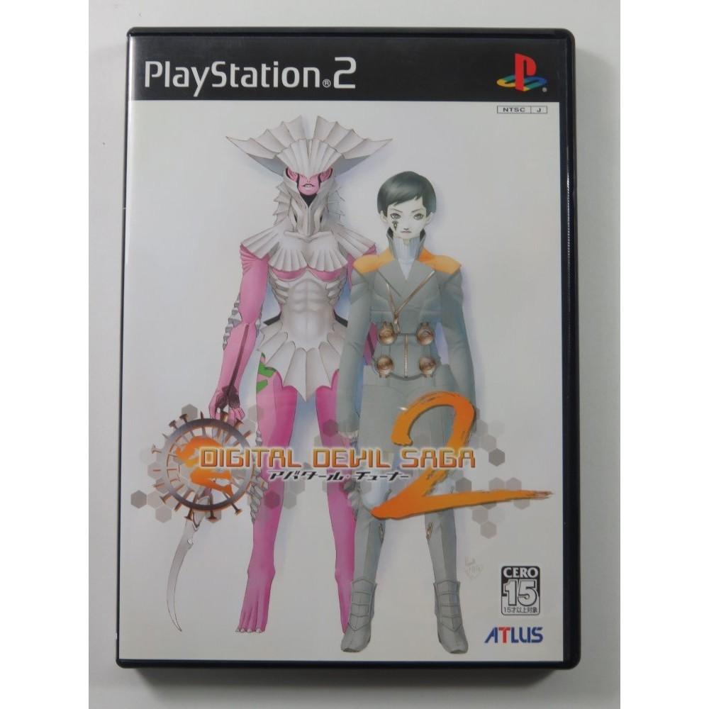 DIGITAL DEVIL SAGA 2 PLAYSTATION 2 (PS2) NTSC-JPN OCCASION