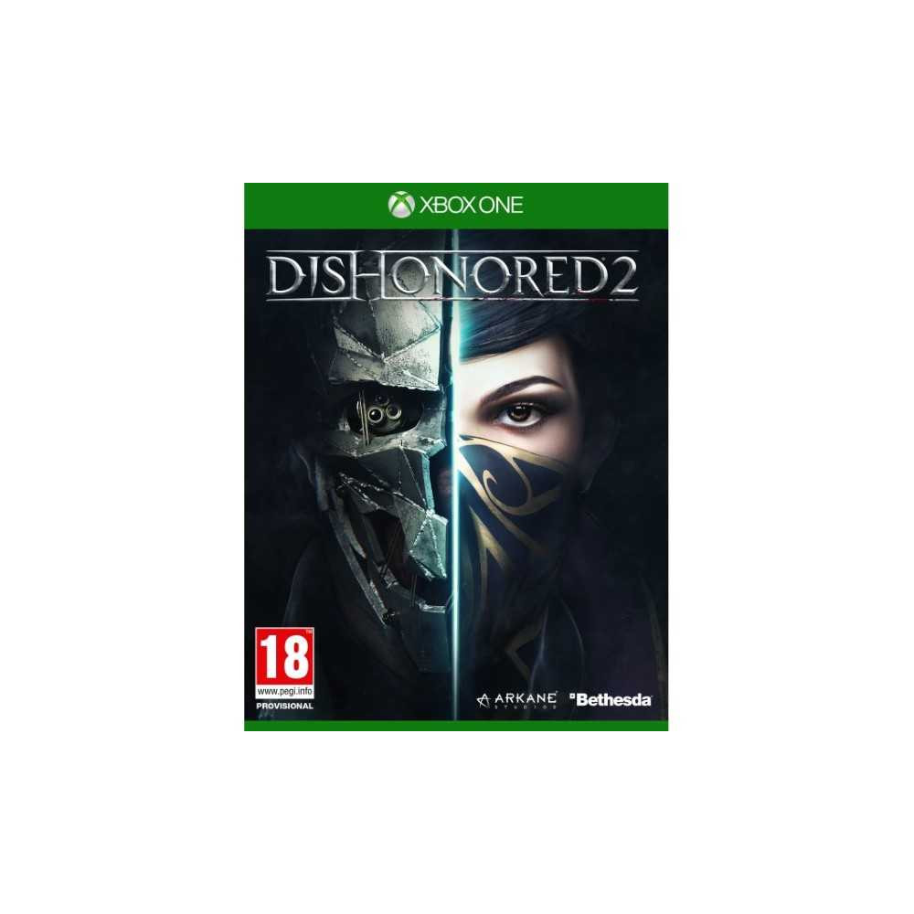 DISHONORED 2 XBOX ONE FR NEW