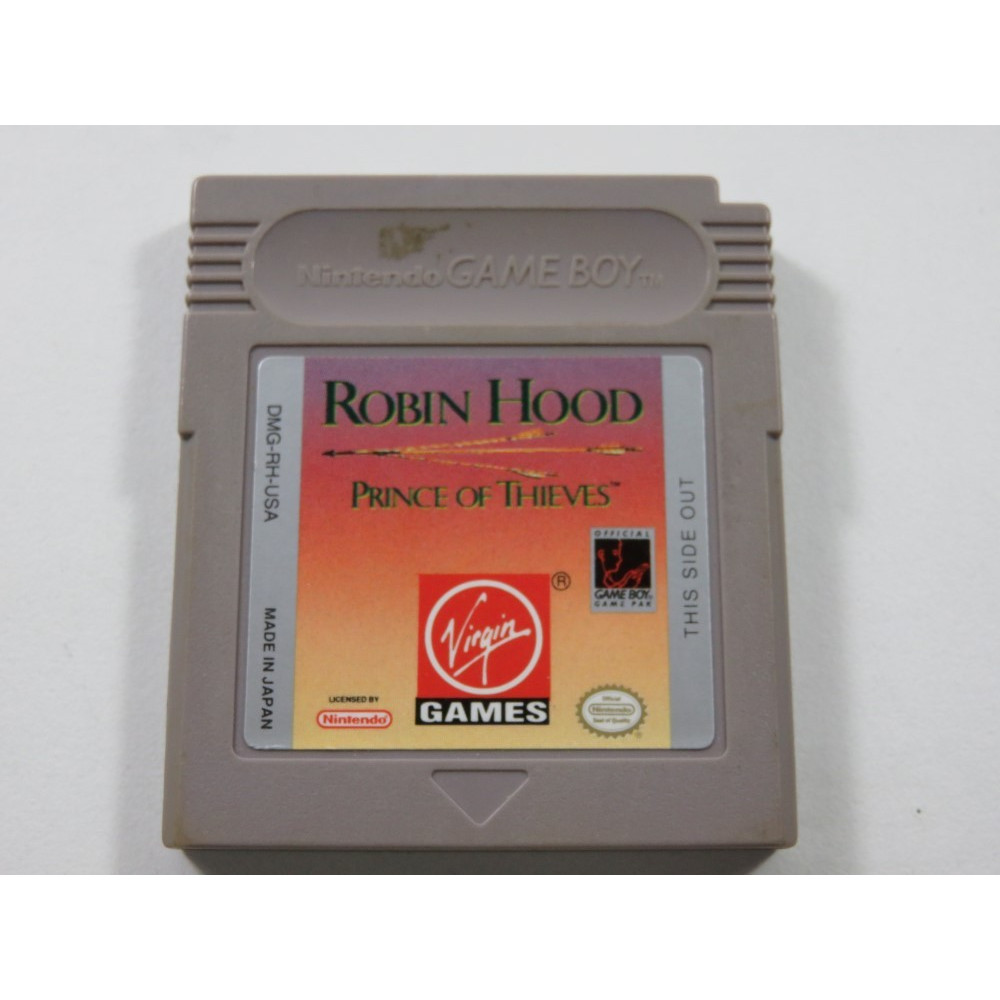 ROBIN HOOD PRINCE OF THIEVES NINTENDO GAMEBOY (GB) USA (CARTRIDGE ONLY)