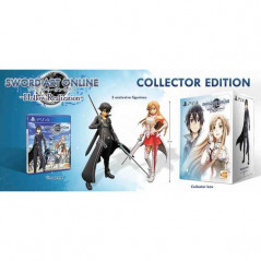 SWORD ART ONLINE : HOLLOW REALIZATION COLLECTOR PS4 FR NEUF