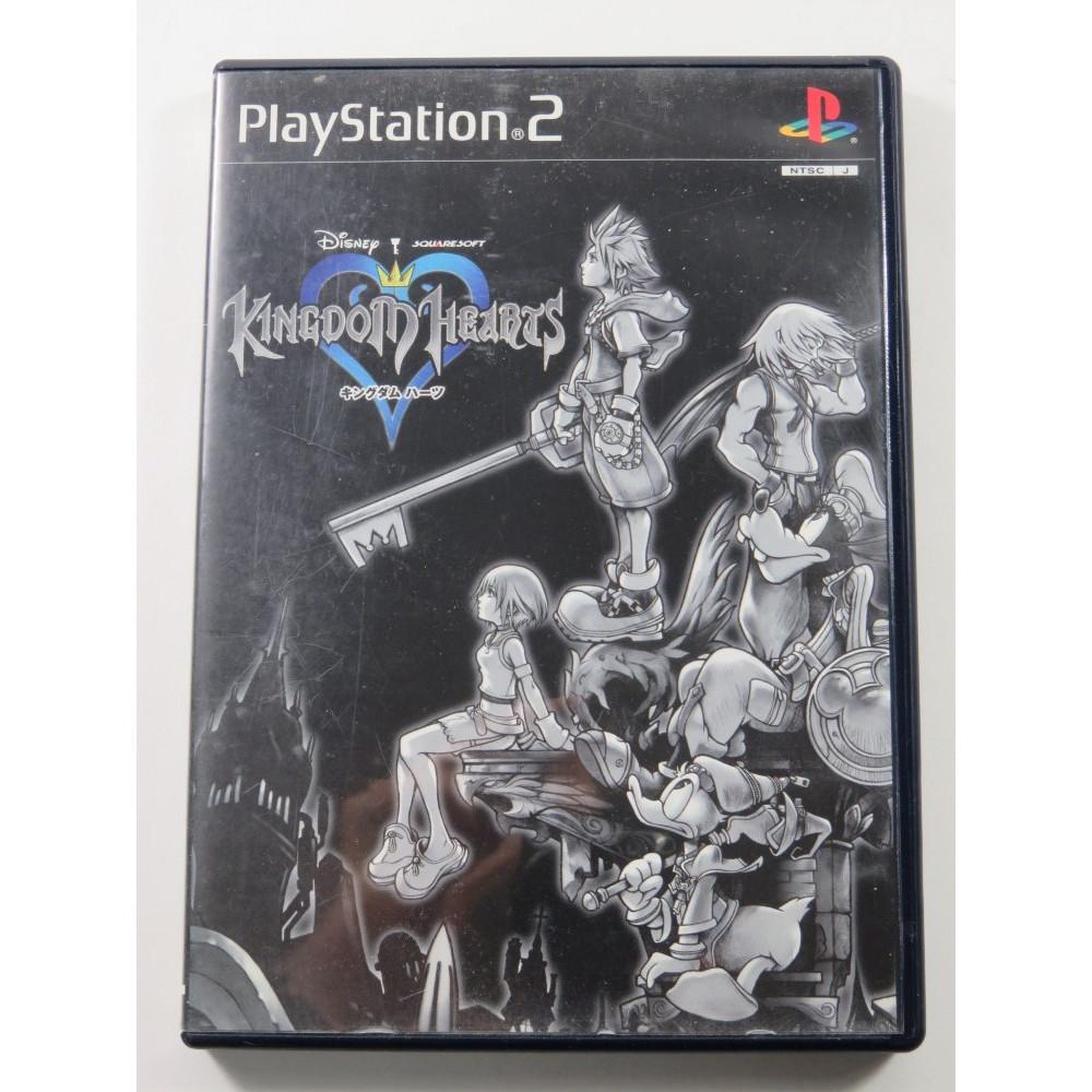 KINGDOM HEARTS PLAYSTATION 2 (PS2) NTSC-JPN OCCASION