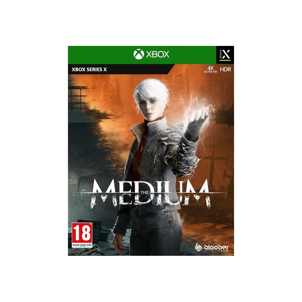 The Medium XBOX SERIES X EURO - Preorder