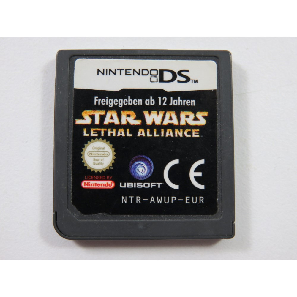 STAR WARS LETHAL ALLIANCE NINTENDO DS (NDS) EUR (CARTRIDGE ONLY)