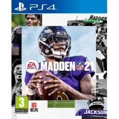 MADDEN NFL 21 PS4 UK NEW