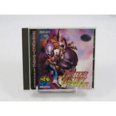 FIGHTER S HISTORY DYNAMITE NEO GEO CD JPN OCCASION
