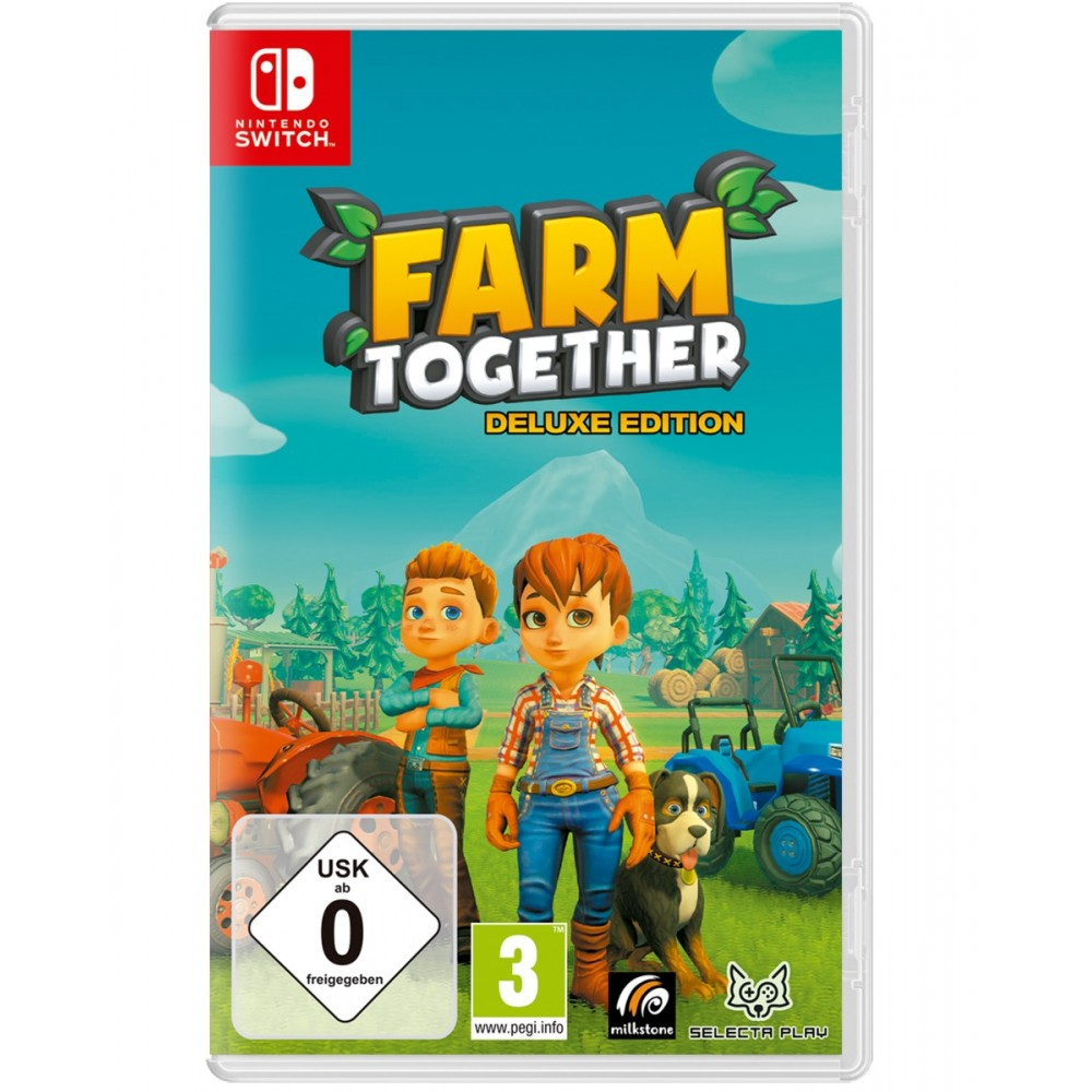 FARME TOGETHER SWITCH EURO NEW