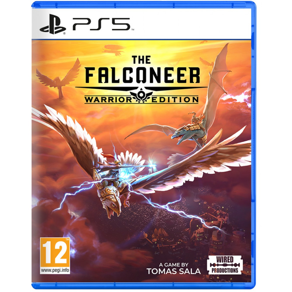 THE FALCONEER WARRIOR EDITION PS5 EURO NEW