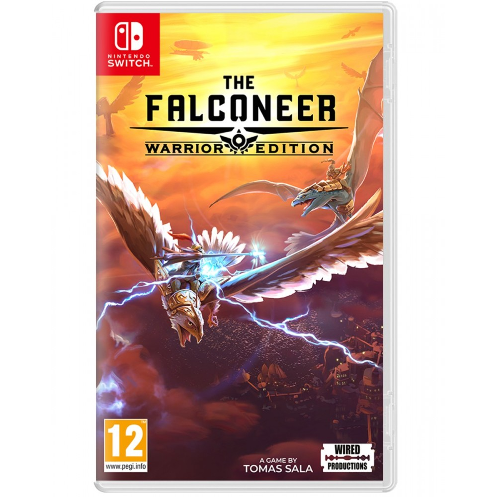 THE FALCONEER WARRIOR EDITION SWITCH EURO NEW
