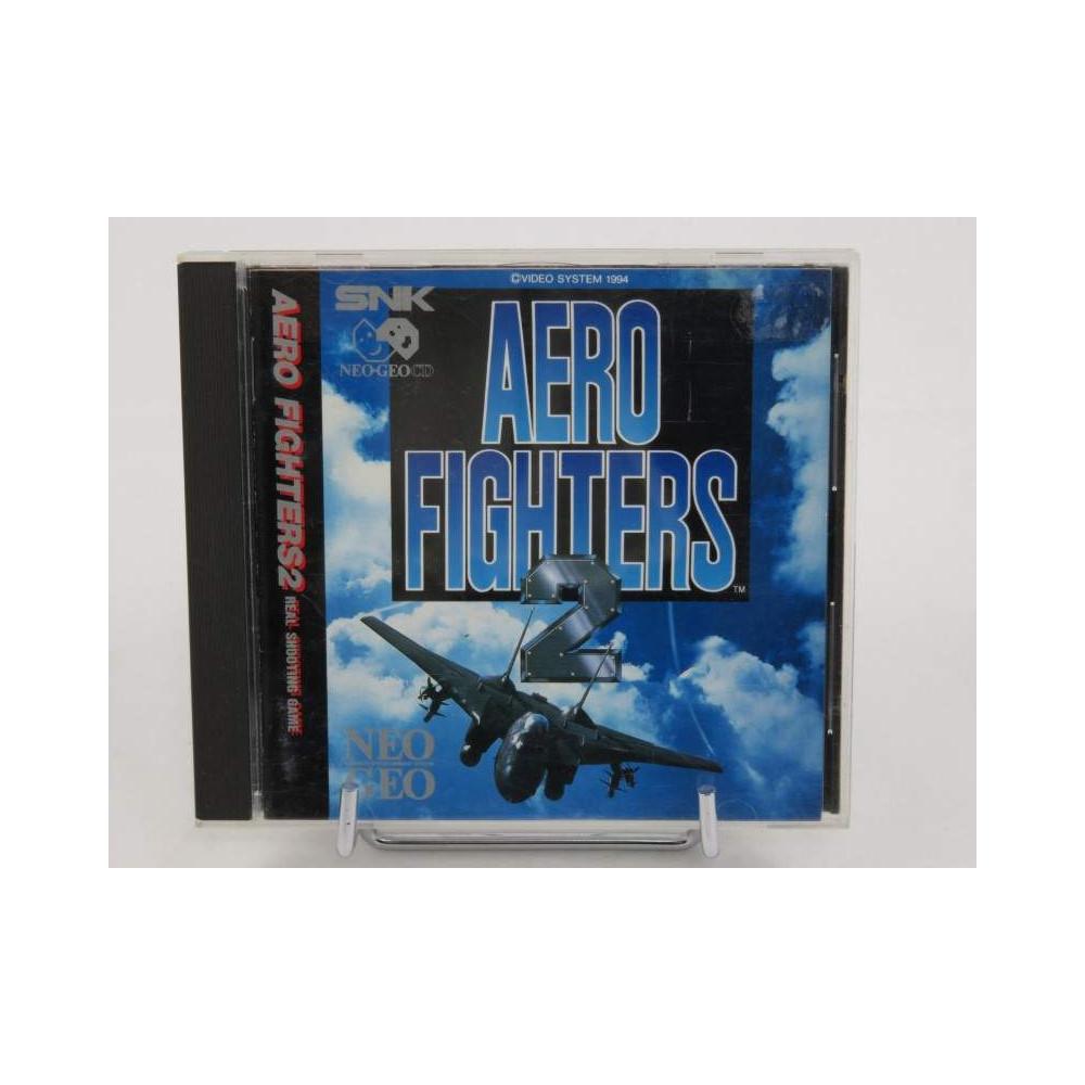 AERO FIGHTERS 2 NEO GEO CD USA OCCASION