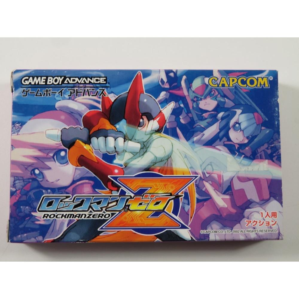 ROCKMAN ZERO GAMEBOY ADVANCE (GBA) JAPAN (NEUF - BRAND NEW)