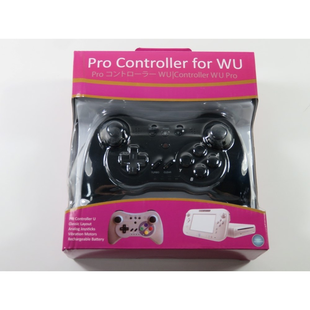 PRO CONTROLLER FOR WIIU NEW