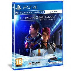 LOADING HUMAN CHAPTER 1 PS4 EURO NEW