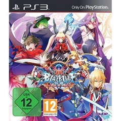 BLAZBLUE CENTRALFICTION PS3 EURO NEW