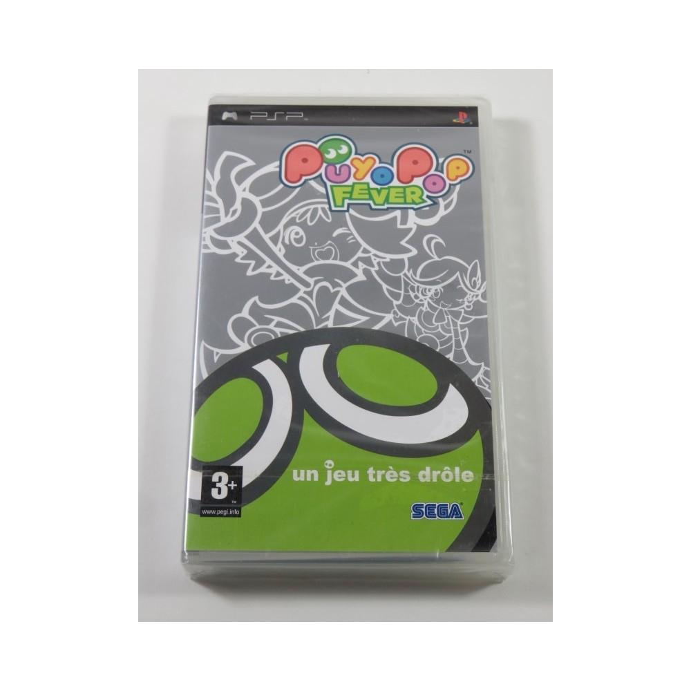 PUYO POP FEVER SONY PSP-FR NEUF - BRAND NEW