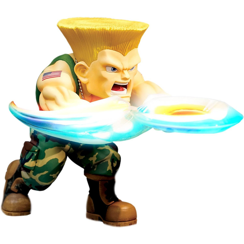 FIGURE STREET FIGHTER TNC04 GUILE BIGBOYSTOYS  NEW