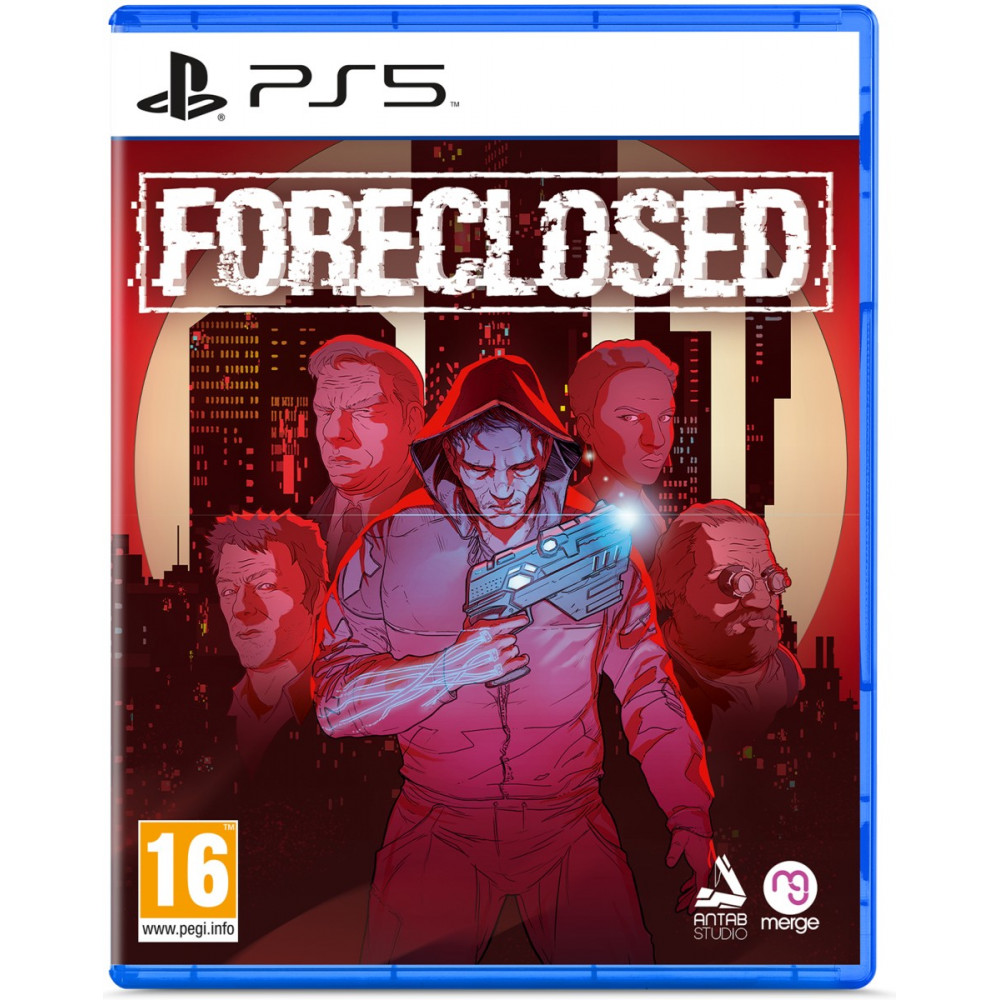 FORECLOSED PS5 EURO NEW