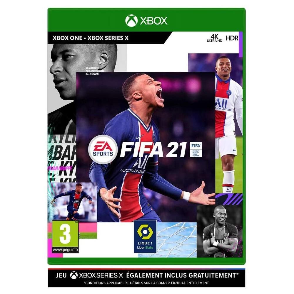 FIFA 21 XBOX ONE/SERIE X EURO OCCASION