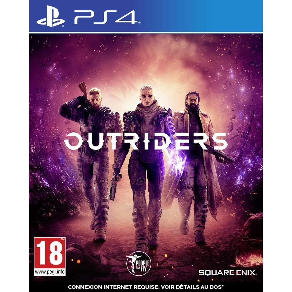 OUTRIDERS PS4 FR OCCASION