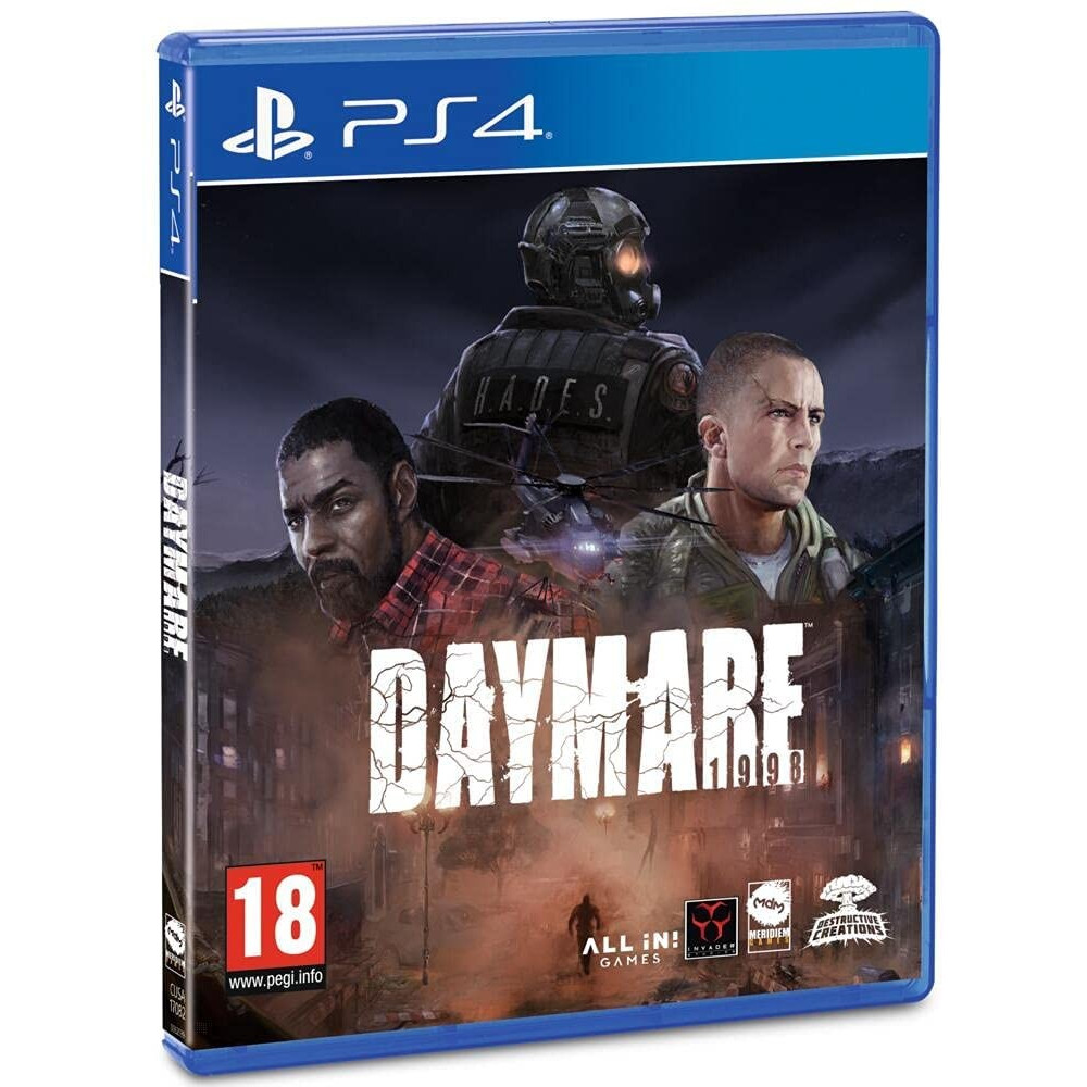 DAYMARE 1998 PS4 EURO OCCASION