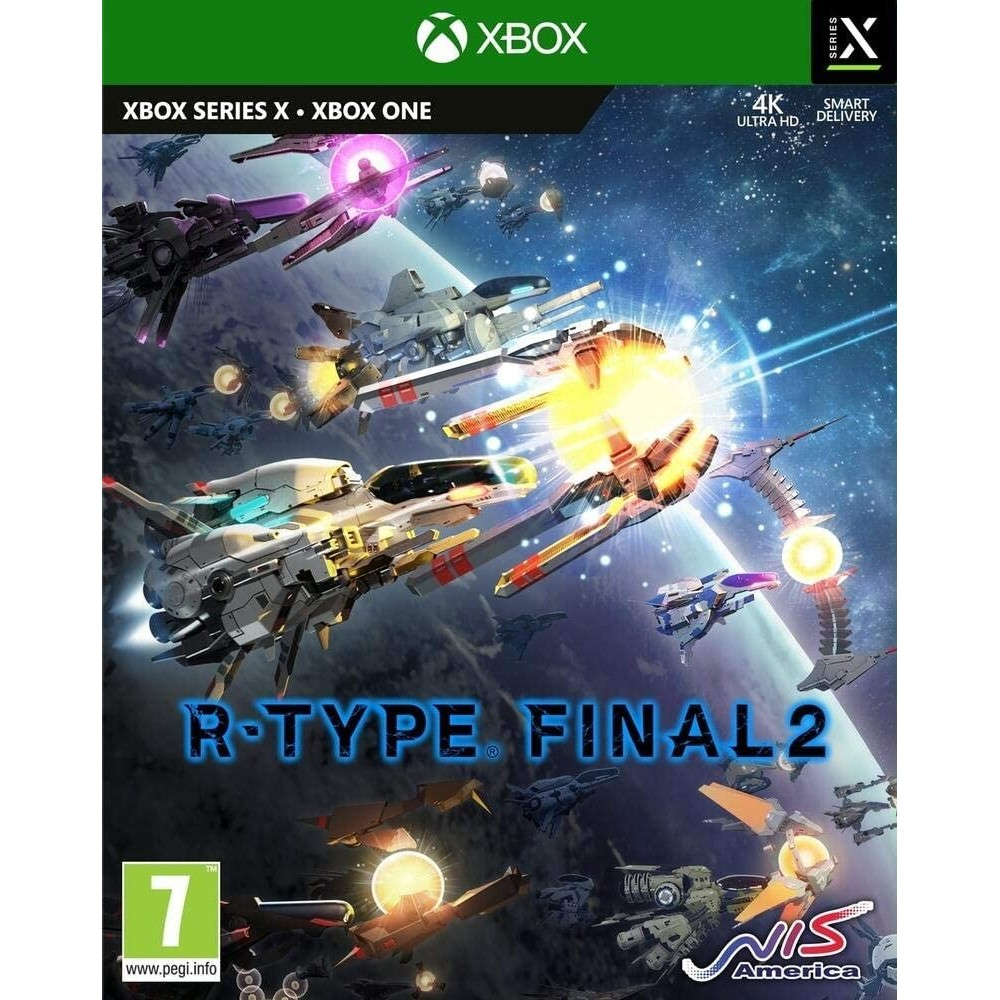 R-TYPE FINAL 2 INAUGURAL FLIGHT EDITION XBOX ONE/SERIES X FR OCCASION