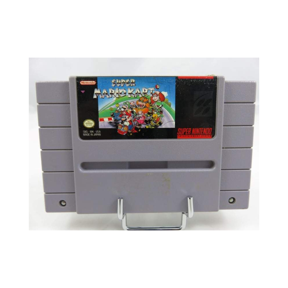 SUPER MARIO KART SNES NTSC-USA LOOSE