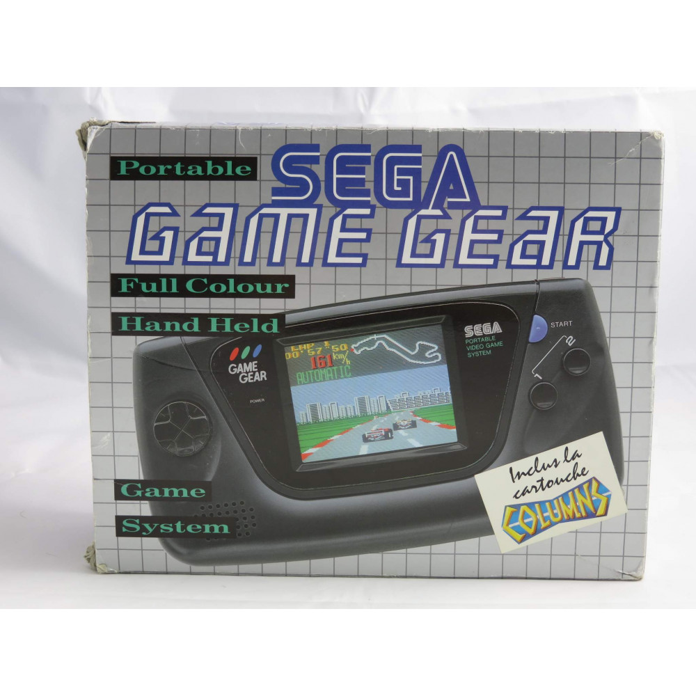 CONSOLE GAME GEAR PAL-EURO USED